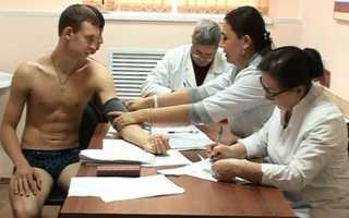 Как пройти военно-врачебную комиссию в Министерстве Внутренних Дел