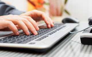 Как написать заявление в полицию через интернет