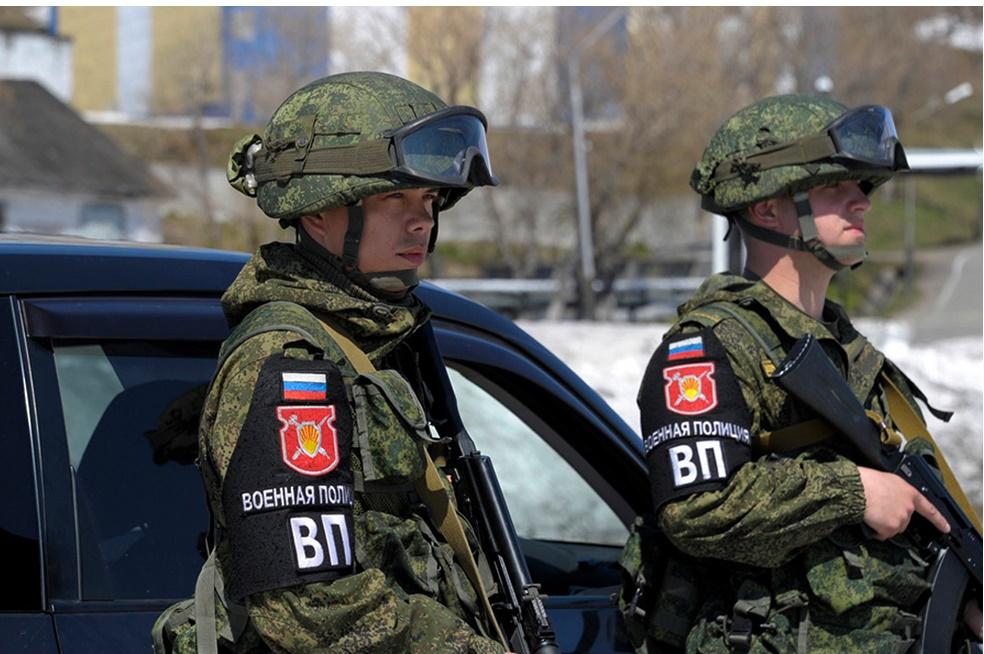 как попасть в военную полицию