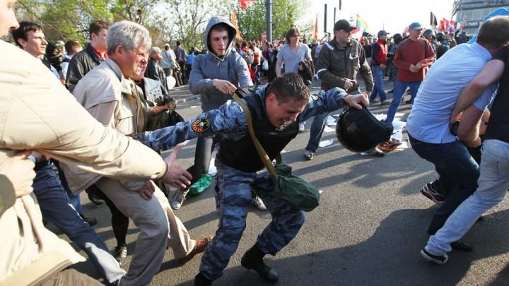 Классификация нападения на полицейского при исполнении