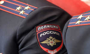 Звезды на погонах полиции
